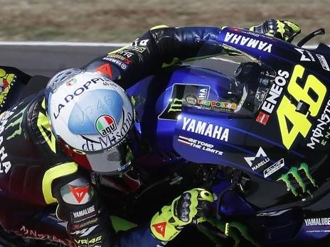 """MotoGP, Valentino Rossi: """"Ho risolto alcuni problemi. Siamo tutti vicini, in gara ho un buon passo"""""""