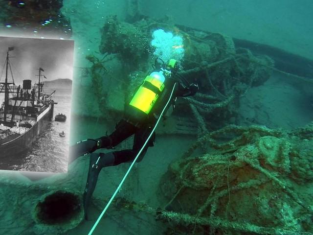 Storia della Laura C., un mistero in fondo al mare di Calabria