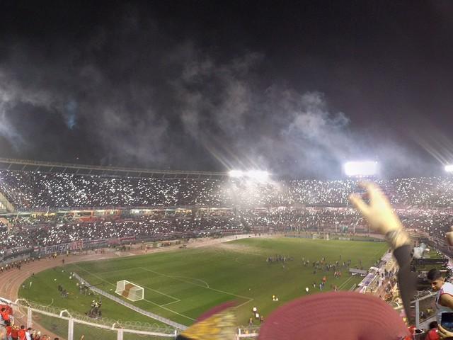 Finale di Libertadores sotto sorveglianza: c'è un militare… per ogni 6 tifosi