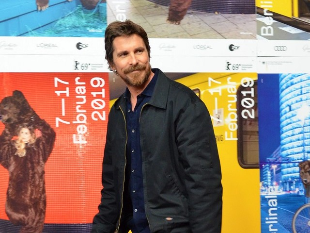 Cosa ha detto Christian Bale a Berlino a proposito di Cheney e Trump