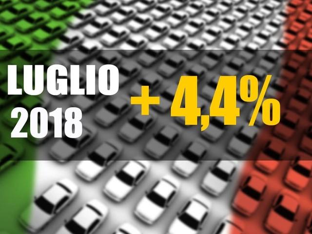 Mercato Italia - Tornano a crescere le vendite: +4,4%