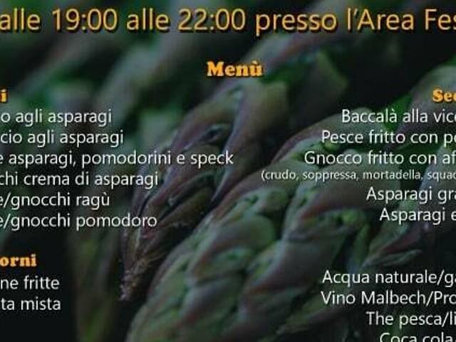 Festa dell'asparago di Tribano