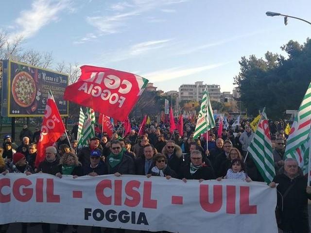 Foggia, ancora attentati contro sindacalisti
