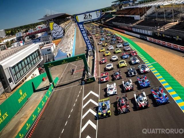 24 Ore di Le Mans - La storia, le auto e altre curiosità FOTO GALLERY