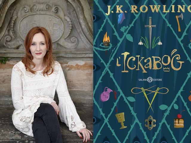 Finalmente anche in Italia il nuovo libro di J.K.Rowling