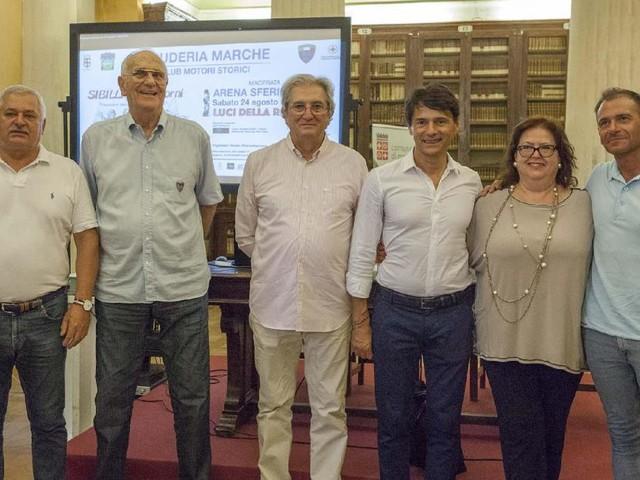 """Raduno auto d'epoca """"Sibillini e dintorni"""": programma e percorso dell'edizione 2019"""