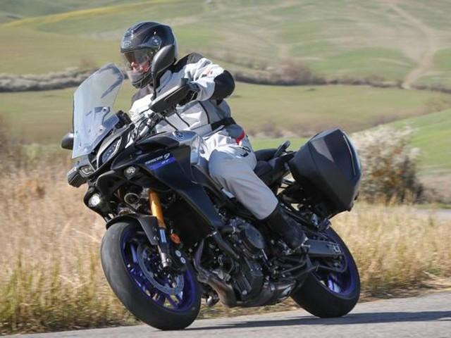 Yamaha Tracer 9 e 9 GT 2021: prova, prezzo e scheda tecnica
