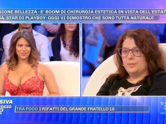 """Follettina Creation in tv: """"Ignoro gli haters, struccata perché mi mostro per come sono"""""""