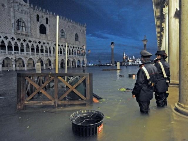 La rabbia per Venezia