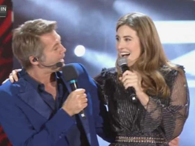 Diana Del Bufalo ad Amici Celebrities: col principe Filiberto è Questione di feeling | video Witty tv