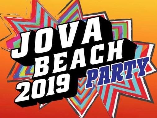 Scaletta Jova Beach Party a Plan de Corones, 24 agosto 2019