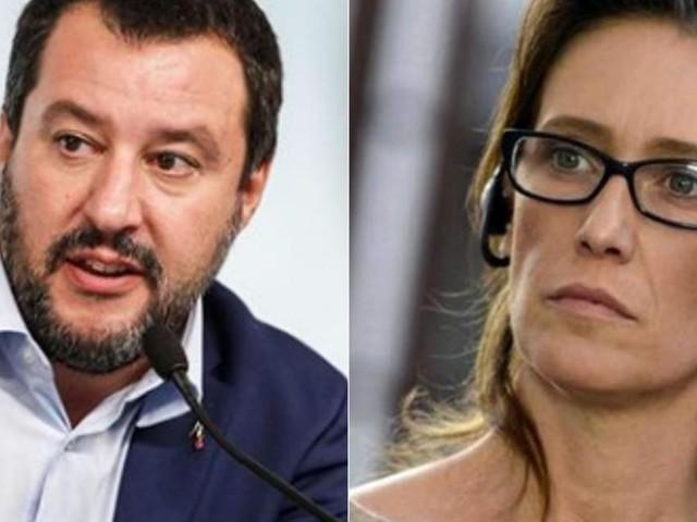Ilaria Cucchi, Matteo Salvini e le droghe in Italia: reprimere non è una soluzione