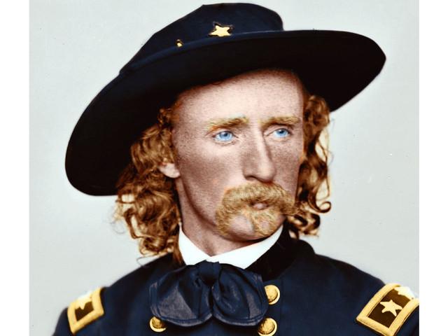 Biografia di George A. Custer