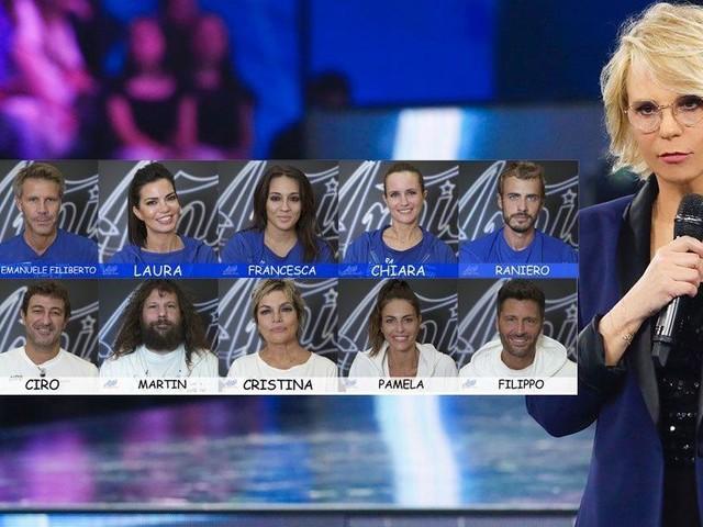 Amici Spoiler: escono Laura e il principe di Savoia, Ciro Ferrara tra i finalisti