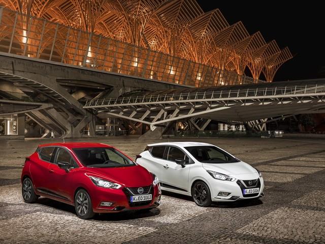 Nissan Micra, più potente con i nuovi motori