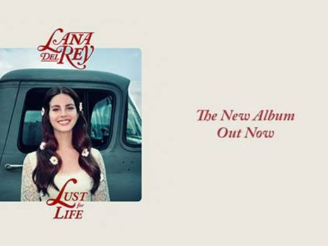 Audio di Lust For Life di Lana del Rey, nuovo album dal sapore vintage tra duetti e citazioni dei Radiohead