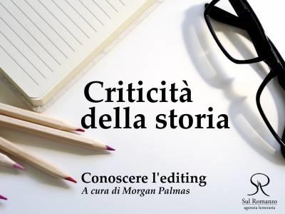 Editing ‒ Le criticità principali della storia