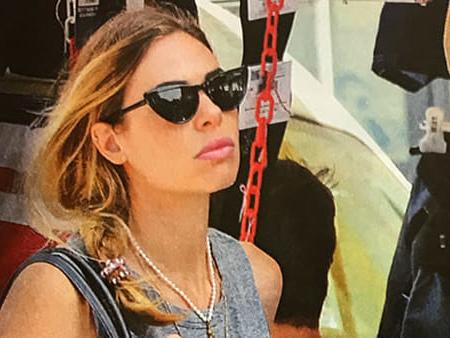 Ilary Blasi shopping al mercato: ecco come è stata beccata [FOTO]