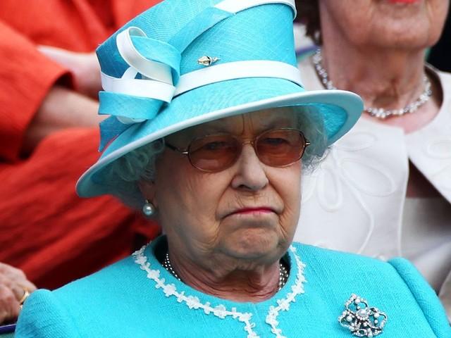 Le reazioni dei reali a Wimbledon: la regina Elisabetta II