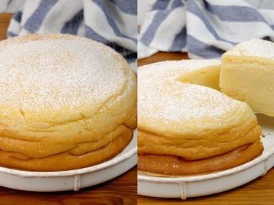 Torta budino: la ricetta del dolce facile e golosissimo