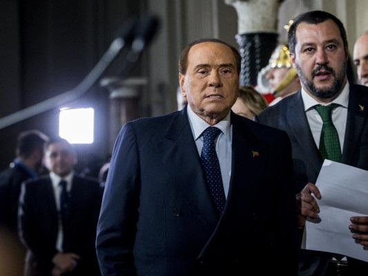 Salvini vede Berlusconi e lancia una nuova idea di centrodestra