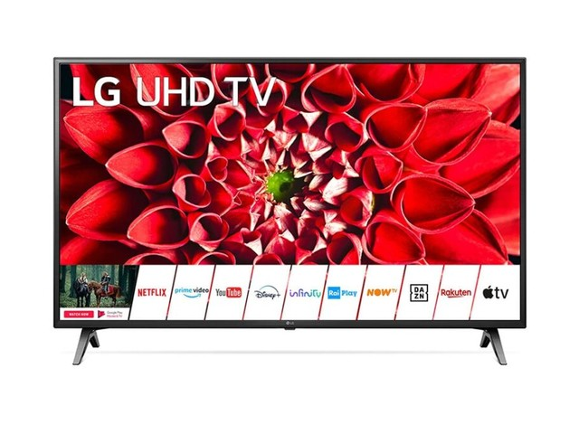 TV LED smart LG 55UN71006LB in offerta: da Esselunga al prezzo di 389 euro!