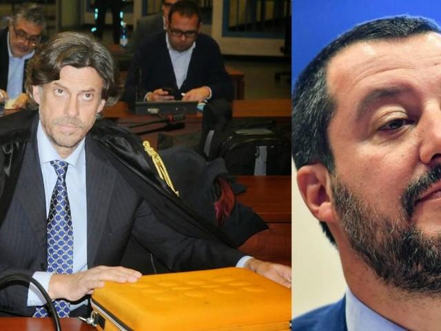 Salvini indagato per altri due reati: adesso sono cinque