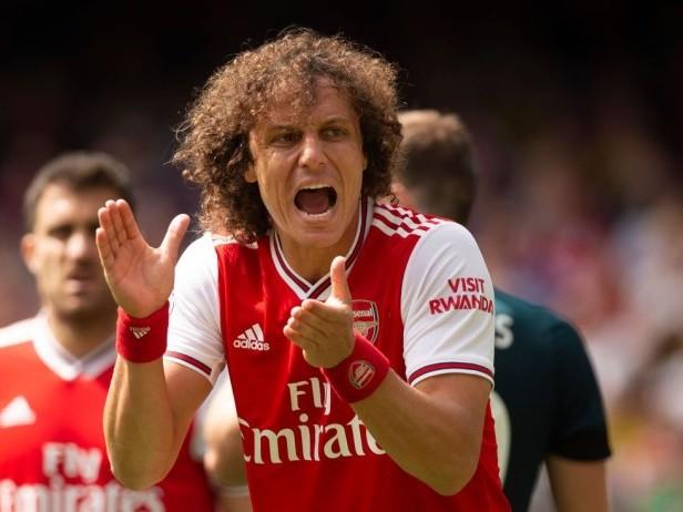 David Luiz: rosso da record. Espulso con entrambe le maglie nel derby di Londra