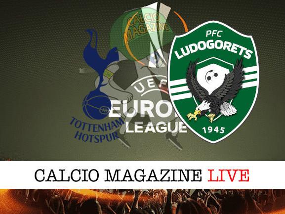 Tottenham – Ludogorets: diretta live, risultato in tempo reale