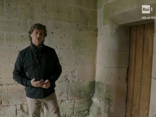 """""""Ulisse: il piacere della scoperta"""" – Terza puntata di sabato 5 ottobre 2019, su Raiuno, con Alberto Angela. Maria Antonietta."""