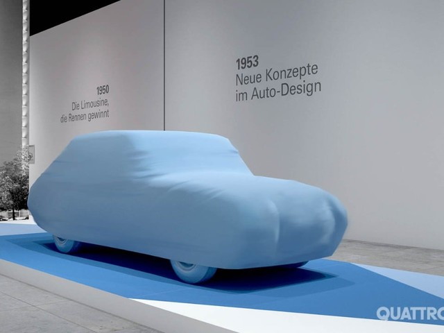 Grand Basel - Realizzato il progetto di auto di Gio Ponti