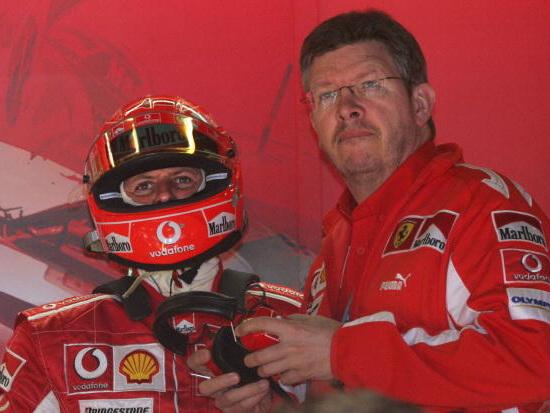 """Ross Brawn: """"Non vogliamo perdere la Ferrari, ma ci sono dei limiti"""""""