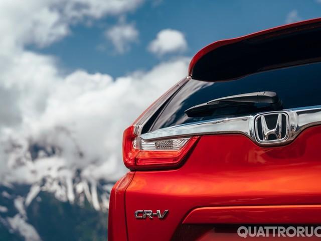 Honda CR-V - Nel 2019 la Suv sarà anche ibrida