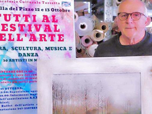Il Festival dell'Arte a Torricella del Pizzo: e ci sarà la più grande collezione di rulli per autopiano