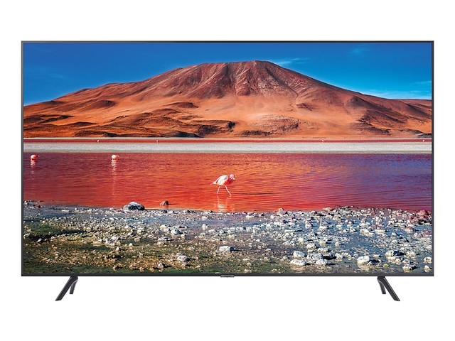 TV LED smart Samsung UE50TU7070 da esselunga: in offerta al prezzo di 369 euro