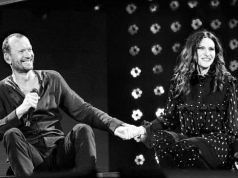 I ringraziamenti di Laura Pausini e Biagio Antonacci dopo la fine del tour negli stadi