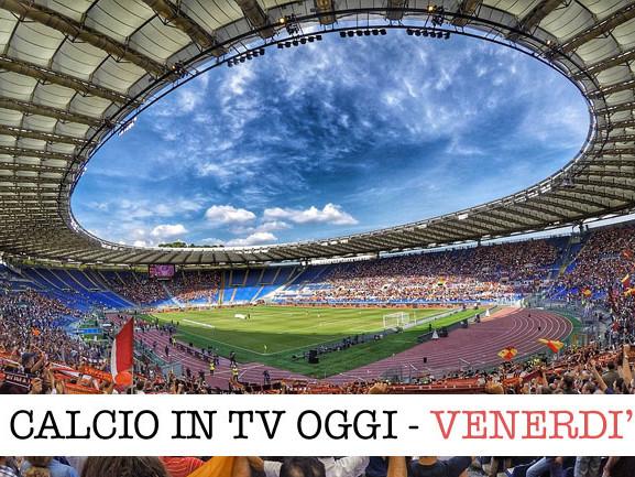 Calcio in tv: gli anticipi Cagliari – Genoa e Frosinone – Venezia