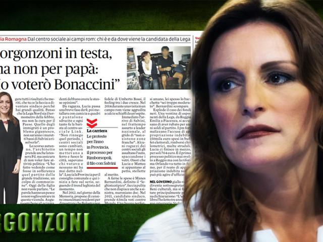 """Emilia Romagna, Borgonzoni (Lega): """"Mio padre voterà Bonaccini e non me? Veramente non gli parlo da quando avevo 5 anni"""""""