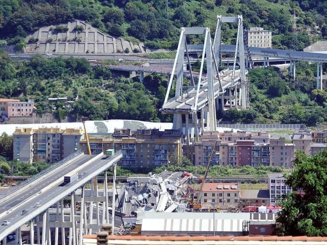 Ponte Morandi, 9 arresti: falsi report sulle condizioni di altri viadotti