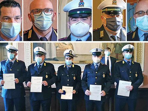 Polizia Locale, consegnate sei (meritate) benemerenze per gli agenti di Casalmaggiore
