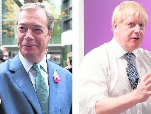 """L'ultimatum di Farage al premier Johnson """"Fai la Brexit senza intese o perdi le elezioni"""""""