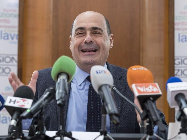 Zingaretti fa disastri ma viene in Lombardia a dare lezioni di sanità