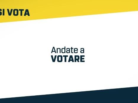 Buon voto a tutti i siciliani!