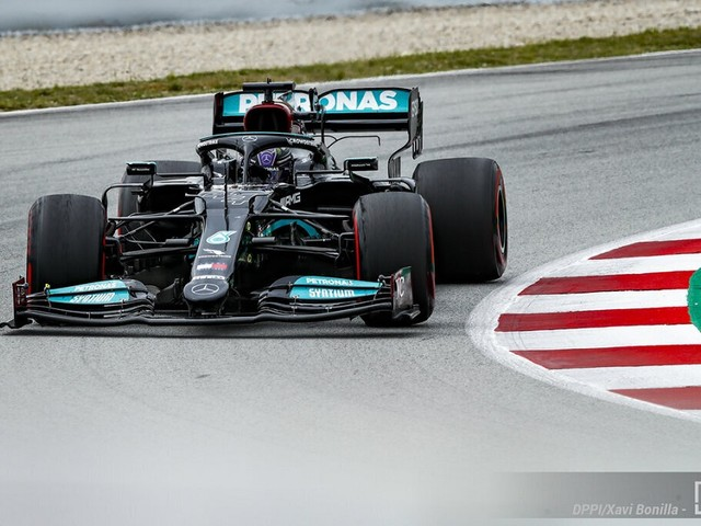 F1, GP Spagna 2021: gli highlights della gara. Il trionfo di Lewis Hamilton, Charles Leclerc 4°