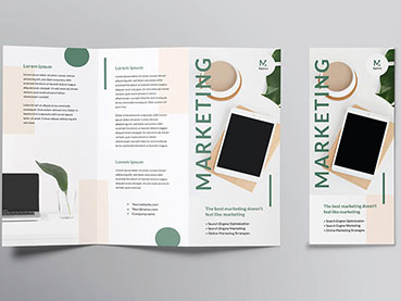 10 Top Tips for Creative Brochure Design