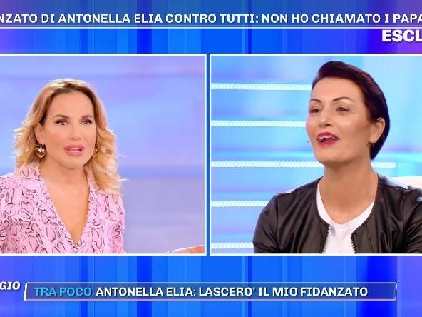 """Cristina Plevani: """"Il fidanzato di Antonella Elia mi scrive in privato dal 2012"""""""