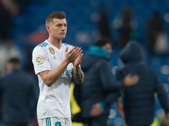 """Toni Kroos difende il Real: """"Chi dice che abbiamo giocato male, non sa cos'è il calcio"""""""