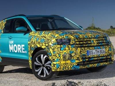 Volkswagen T-Cross: prezzi, consumi e motori
