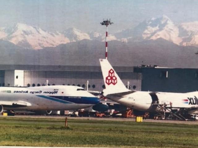 Milano Cargo, Delrio illustra la road map per il trasporto merci aereo