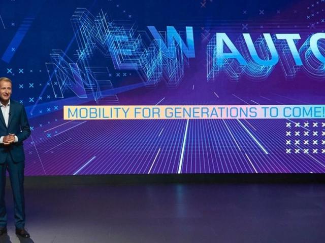 Gruppo Volkswagen - Entro il 2040 la gamma sarà 100% elettrica nei principali mercati mondiali
